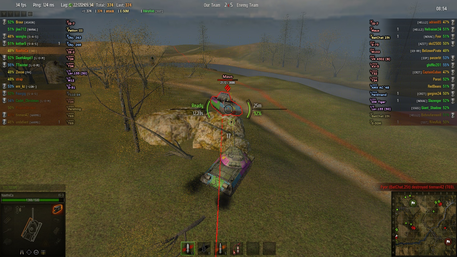 world of tanks contour look mod