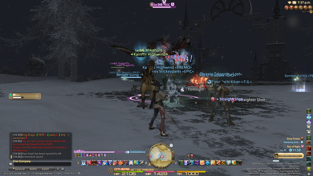 How to make you're HUD/UI awesome? | FFXIV ARR Forum - Final